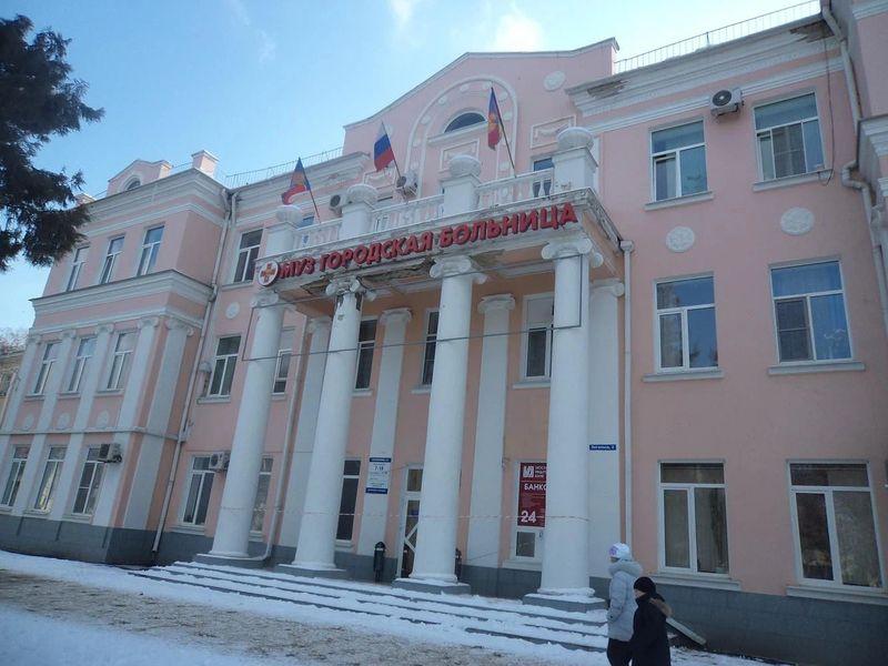 Медицинский центр менделеевск