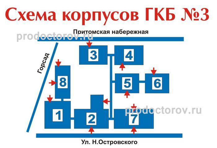 Больница 30 нижний новгород официальный сайт отделения