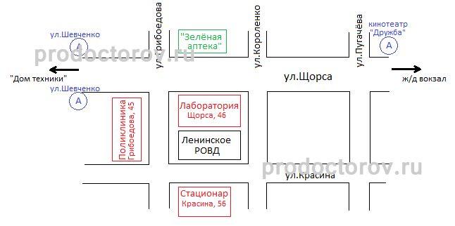 Поликлиника 45 кировского района петербурга