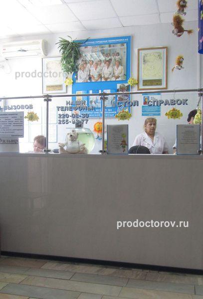 График работы детской поликлиники полоцка
