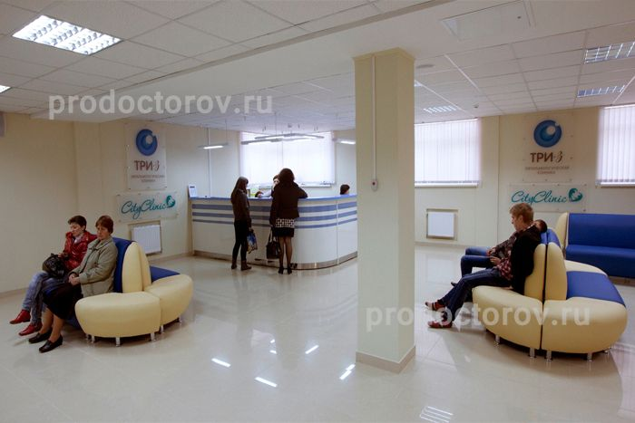 Детская больница в г. омске