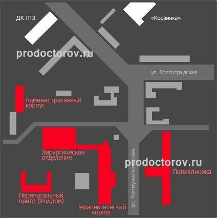 """Городская больница 4  """"Липецк-Мед """" Липецк - Отзывы о 4 городской."""