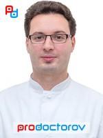 Лысин Евгений Игоревич, Детский офтальмолог, Офтальмолог (окулист) - Москва
