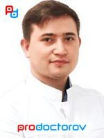 Джораев Заяддин Карягдыевич, Хирург - Москва