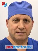 Аль-Дандан Дмитрий Михайлович, Детский офтальмолог, Офтальмолог (окулист), Офтальмолог-хирург - Москва