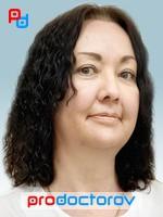 Дубина Асия Шагидуллаевна, Детский офтальмолог, Офтальмолог (окулист) - Москва