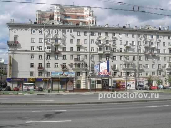 Областная клиника луначарского