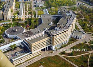 Медицинские центры подологии в москве