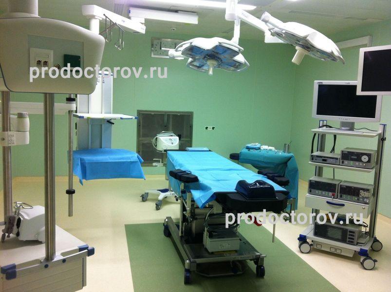 Фотографии больницы №12 Москвы