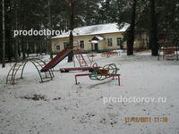Больница 45 - Детский сад (фото И.Я. Агаровой) .