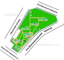 Первомайский район оренбургская область поликлиника
