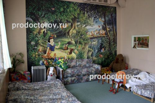 Детская больница 3 ульяновск расписание