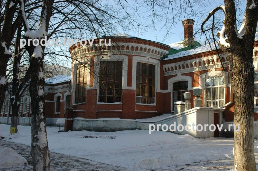 больницы №7 Москвы