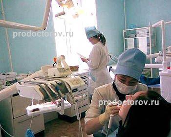 Больница 4 стоматология челябинск