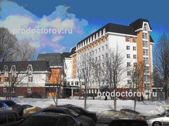 Лор отделение в детской областной больнице нижний новгород