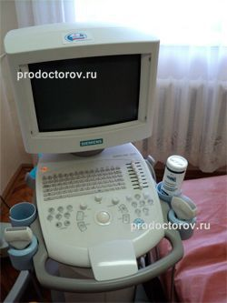 Глазное отделение 70 больницы в