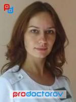 Доктор Ильина Елена Петровна (УЗИ диагностика)