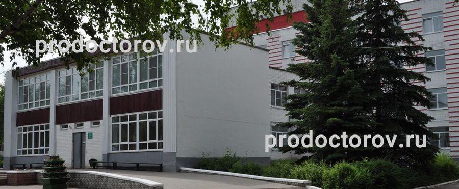 больницы №13 Саранска