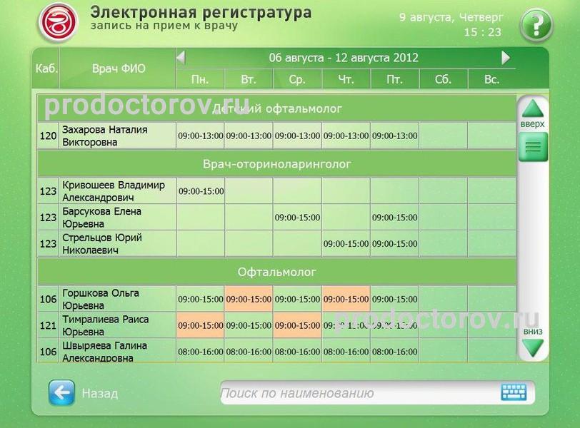 отрасли России поликлиника 71 колпино самозапись к врачу онкоотделение время