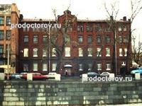 Бывшая студенческая поликлиника в казани