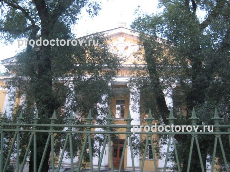 Фотографии Мариинской больницы