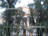 мариинская больница фасад