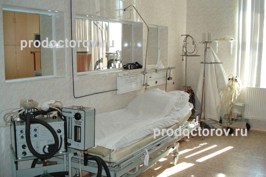 Красноярская межрайонная больница 3 на карте красноярска
