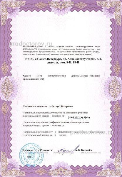 Клиника позвоночника на авиаконструкторов сайт