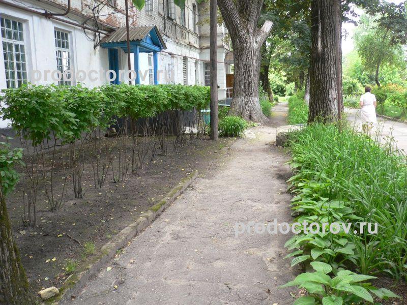 больницы №1 Ставрополя