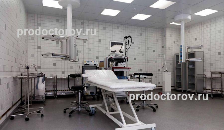 Адрес областная больница тула официальный сайт