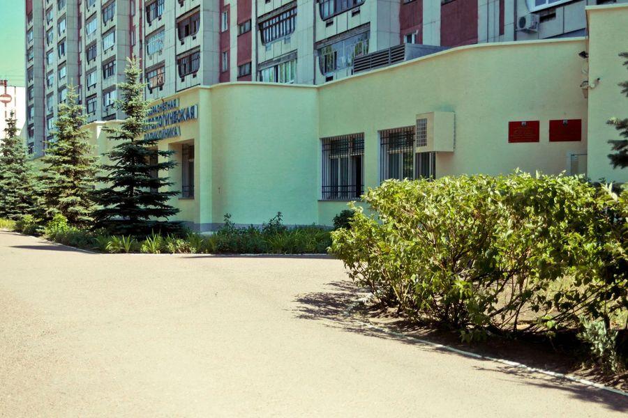 Тогбуз городская клиническая больница