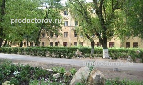 больницы №20 Воронежа