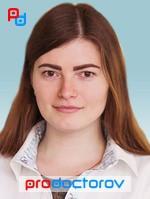 Пронина Алина Александровна, Диабетолог, Эндокринолог - Москва