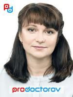Алимова Инна Сергеевна, Врач УЗИ, Гастроэнтеролог, Терапевт - Санкт-Петербург