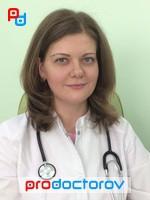 Листопадова Ольга Павловна, Гастроэнтеролог - Санкт-Петербург