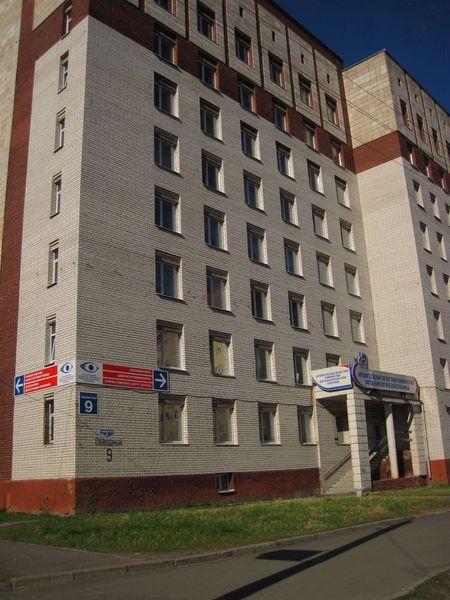Хирургическое отделение больницы планировка