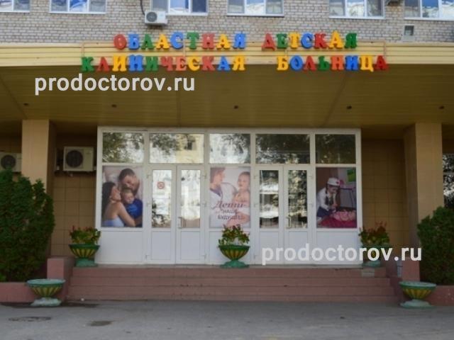 Детская поликлиника на северном поселке