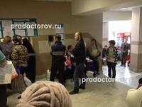 Детская поликлиника красное село спб запись к врачу