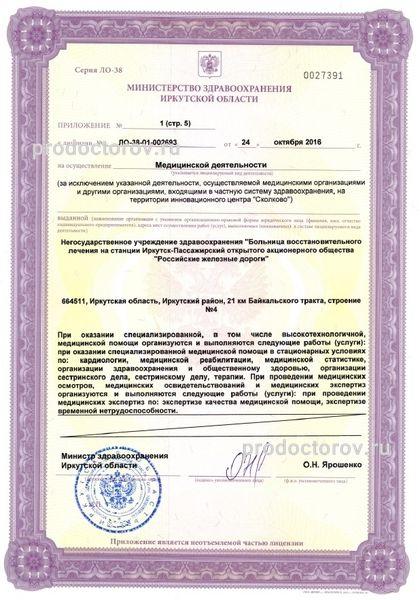 лицензия диетолога