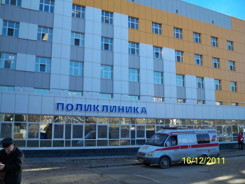 23 городская больница спб реабилитация