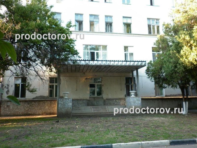 Адрес 36 больницы г москвы карта