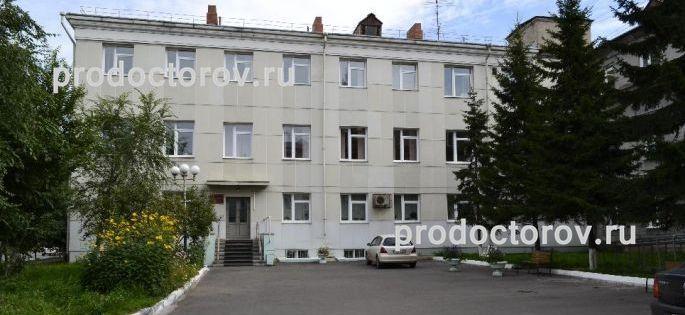 Адрес областной поликлиники в челябинске