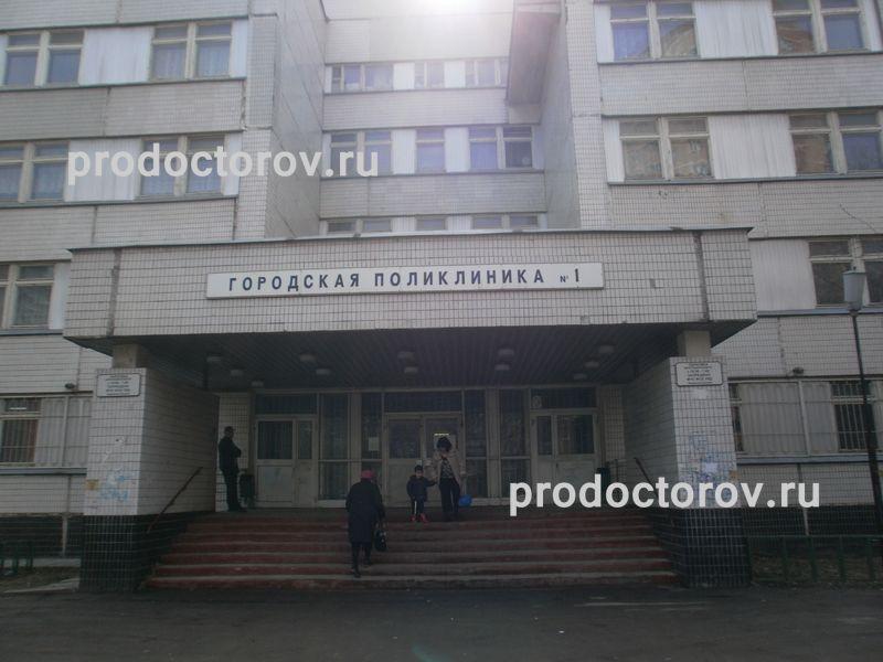 Больницы святошино