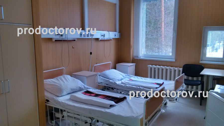 Городская клиническая больница им СП Боткина на 2й