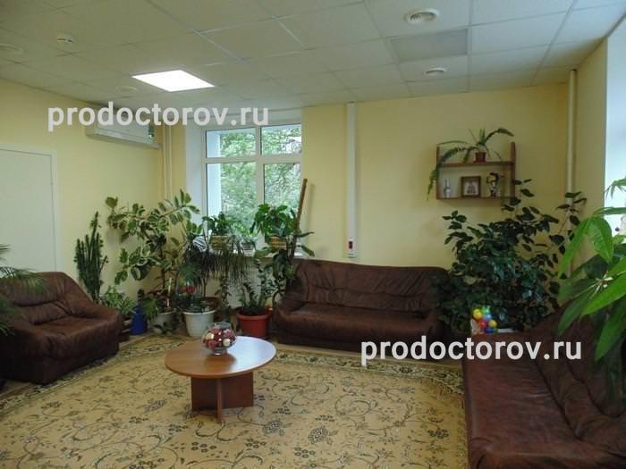Поликлиники района отрадное москва
