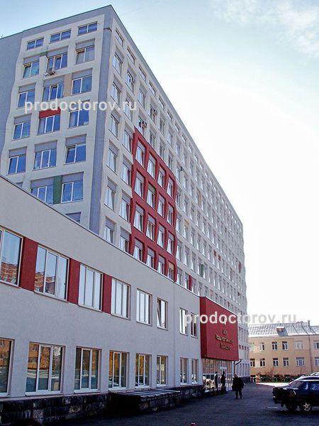 Нефрология детская больница в перми