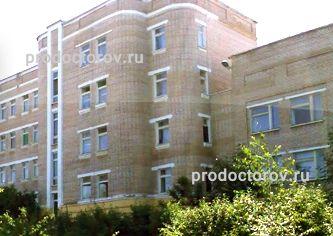 Больница м. семеновская москва