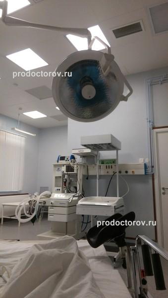Детская стоматологическая поликлиника на нии им