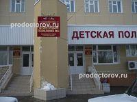 Расписание врачей нижегородский район