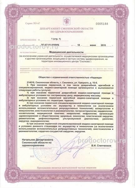 Оказания неврологической помощи в орловской области